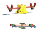 Качели-балансир