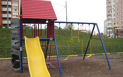 Игровой комплекс «Задний двор»