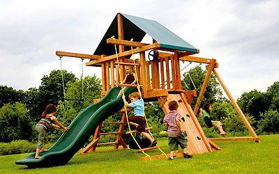 Игровой комплекс «Зеленый Замок»