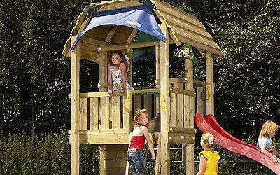 Игровая площадка Jungle Barn