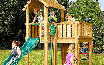 Игровая площадка  Jungle Mansion